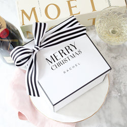 Merry Christmas- Personalised Gift Box