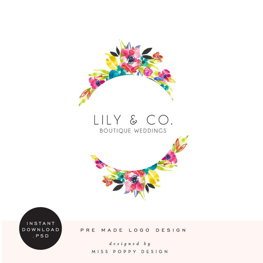 LILY AND CO- INSTANT LOGO