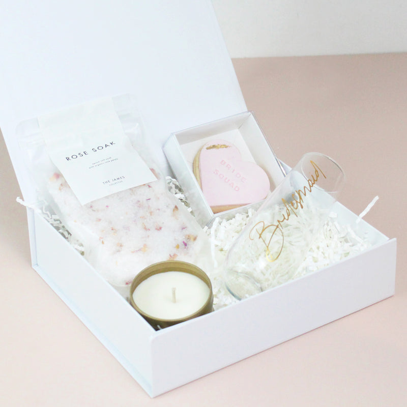 Blushing Proposal Gift Box