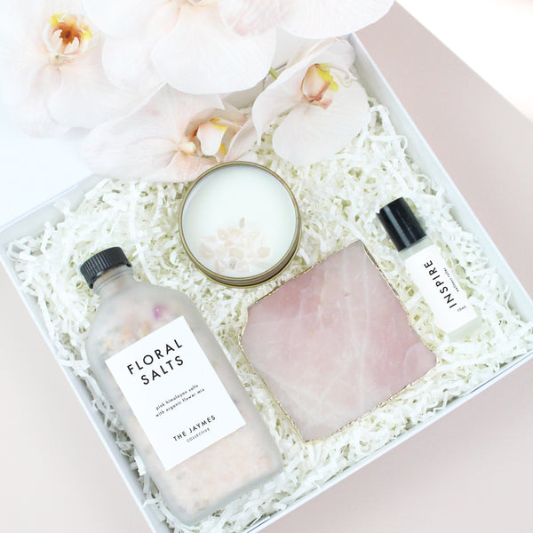 Rose Quartz Gift Set