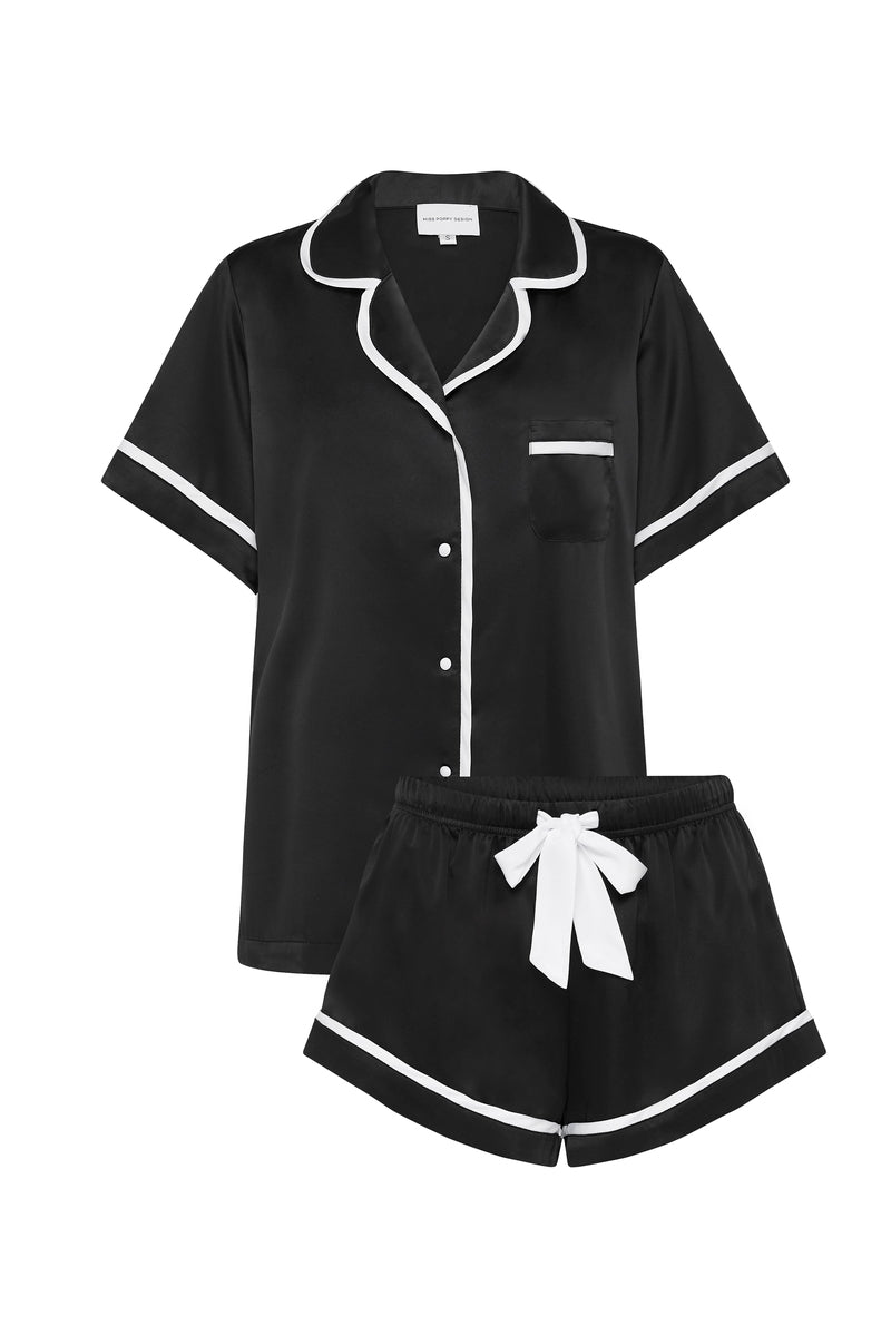 LUXE%20SATIN%20PERSONALISED%20PYJAMA%20SET%20-%20BLACK/%20WHITE%20incl.%20embroidery