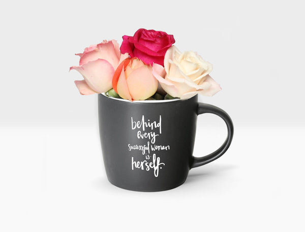 Successful Women Mug - Miss Poppy Design