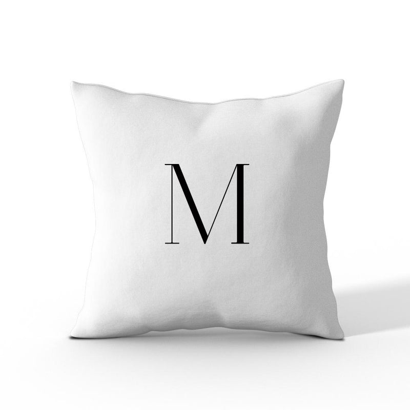 Initial Personalised Cushion