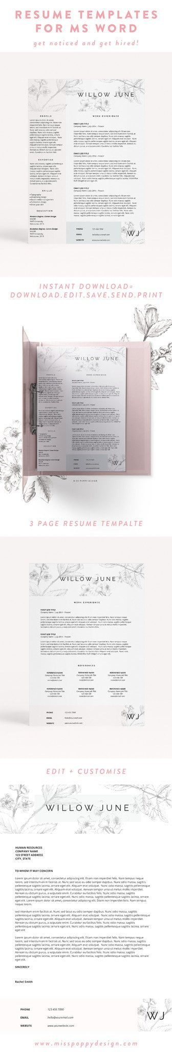 Resume Template - \
