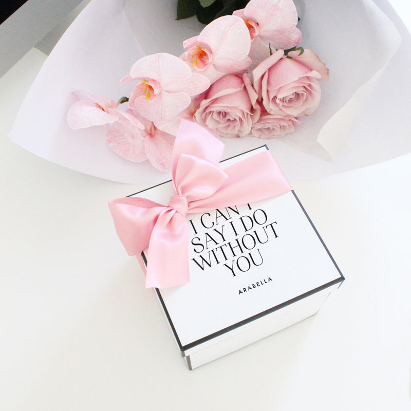 "Say ""I Do"" Bridesmaid Box"