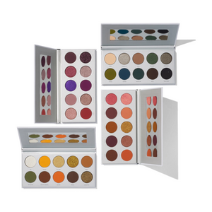 THE VAULT EYESHADOW PALETTE COLLECTION
