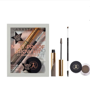 MELT-PROOF BROW KIT / TAUPE