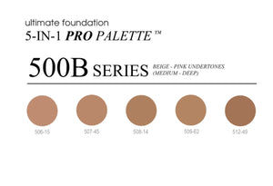 ‼️ULTÍMATE FOUNDATION / 500B ‼️