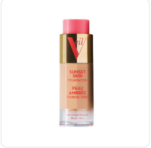 SUNSET SKIN  LIQUID FOUNDATION