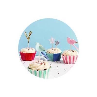 Cupcake Kits & Toppers