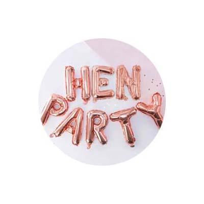 Hens Party Supplies & Decorations
