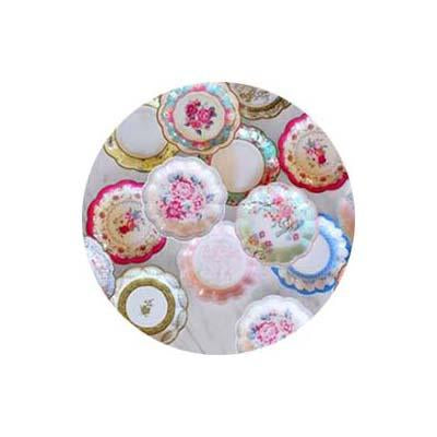 Tea Party Supplies & Decorations