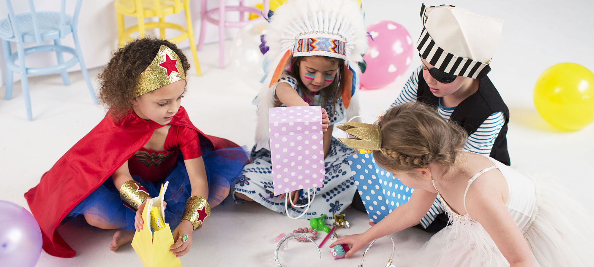 Every childs birthday party needs party bags so your guests will want to leave. Shop our awesome collection here now. Fast Delivery & Daily Dispatch Mon-Fri
