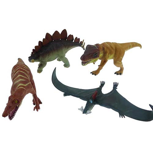 Large Dinosaur Toy Animal Set 2