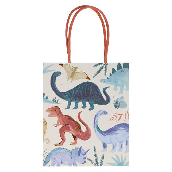 Dinosaur Kingdom Party Bags Meri Meri