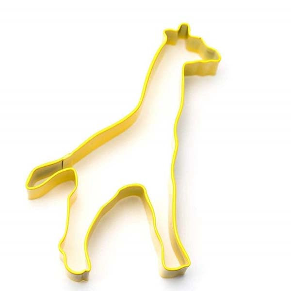 Giraffe Safari Animal Cookie Cutter