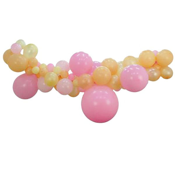Pink & Blush Balloon Garland