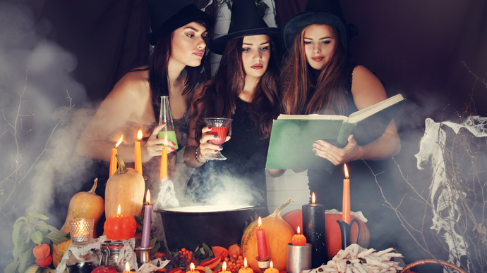 Three Wicked Witches: A Halloween Tale of Witchcraft and Skincare