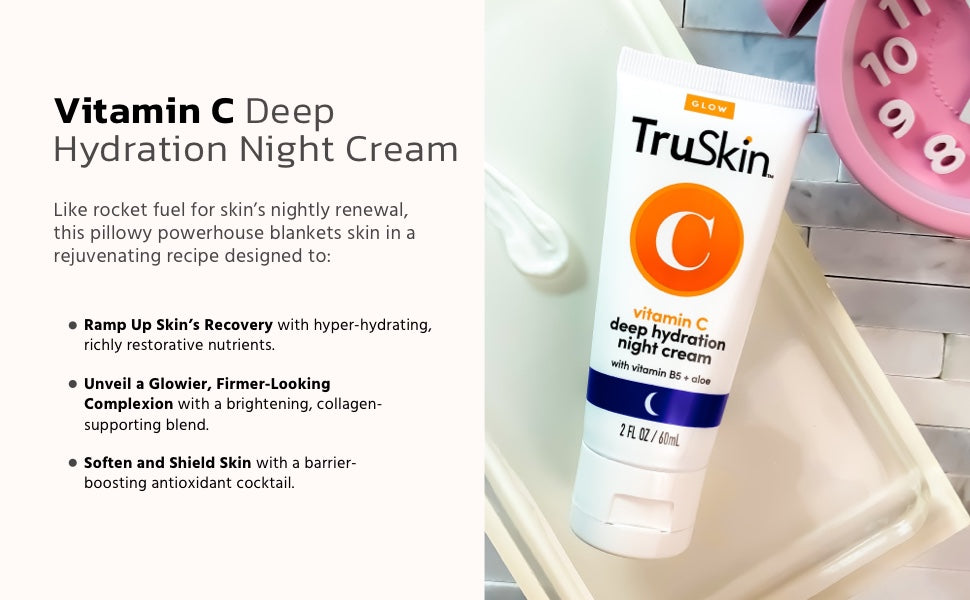 TruSkin Vitamin C Night Cream