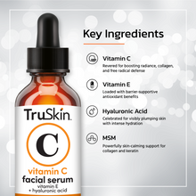 Load image into Gallery viewer, TruSkin Day Night Duo with C Serum and Retinol Serum