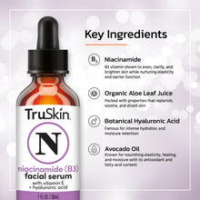 Load image into Gallery viewer, TruSkin Niacinamide Serum
