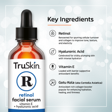Load image into Gallery viewer, TruSkin Retinol Serum for Face