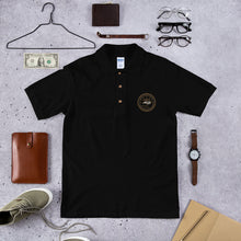 Load image into Gallery viewer, ANCA Embroidered Polo Shirt