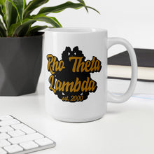Load image into Gallery viewer, Rho Theta Lambda Ambidextrous Mug