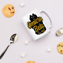 Load image into Gallery viewer, Omicron Beta Ambidextrous Mug