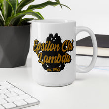 Load image into Gallery viewer, Epsilon Chi Lambda Ambidextrous Mug