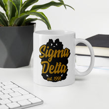 Load image into Gallery viewer, Sigma Delta Ambidextrous Mug
