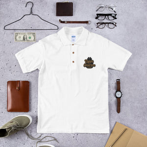 Kappa Omicron Embroidered Polo Shirt