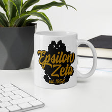 Load image into Gallery viewer, Epsilon Zeta Ambidextrous Mug