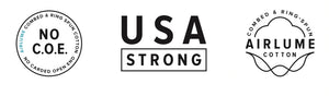 USA strong - Cotton Tee - Tshirts - Graphic Tee - Bondi Tees