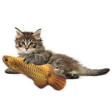 Charger l'image dans la galerie, Electric USB Charging Simulation Fish Toys for Cat - Kitty Cactus