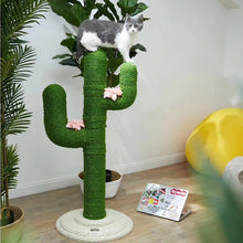 Load image into Gallery viewer, Sisal Rope for Cat Tree- Make a DIY cactus Tree! - Kitty Cactus