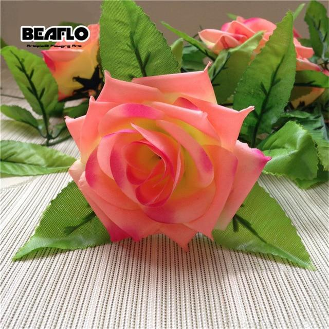 Beautify Your Room with Flowers! Artificial Rose and Cherry String. - Kitty Cactus