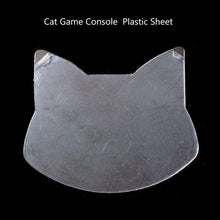 Load image into Gallery viewer, Cat Paw Game Console Shaker Mold - Kitty Cactus