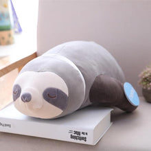 Load image into Gallery viewer, Cute Stuffed Sloth Toy Plush - Kitty Cactus