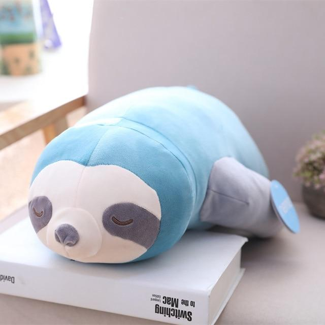 Cute Stuffed Sloth Toy Plush - Kitty Cactus