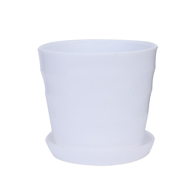 Small Size Colourful Mini Plastic Flower Pot