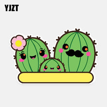 Load image into Gallery viewer, Unique Cactus Flower Car Stickers