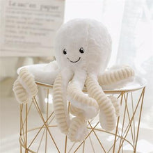 Lade das Bild in den Galerie-Viewer, Cute Octopus Plush Toy - Kitty Cactus