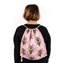 Load image into Gallery viewer, finer stings in life backpack