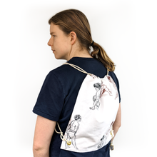 Load image into Gallery viewer, figuratively speaking backpack