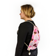 Load image into Gallery viewer, you're so neapolitan backpack
