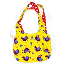 Load image into Gallery viewer, hello and llamaste purse