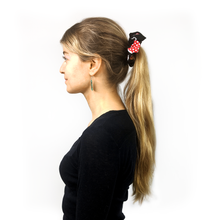 Load image into Gallery viewer, fits you to a tea scrunchie