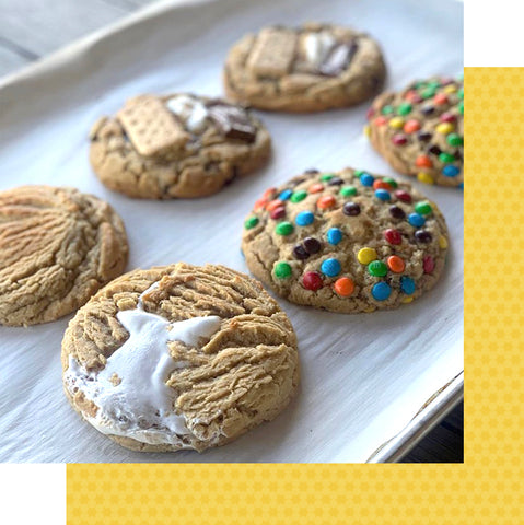 the cookie society boutique bakery catering delivery in frisco and dallas texas