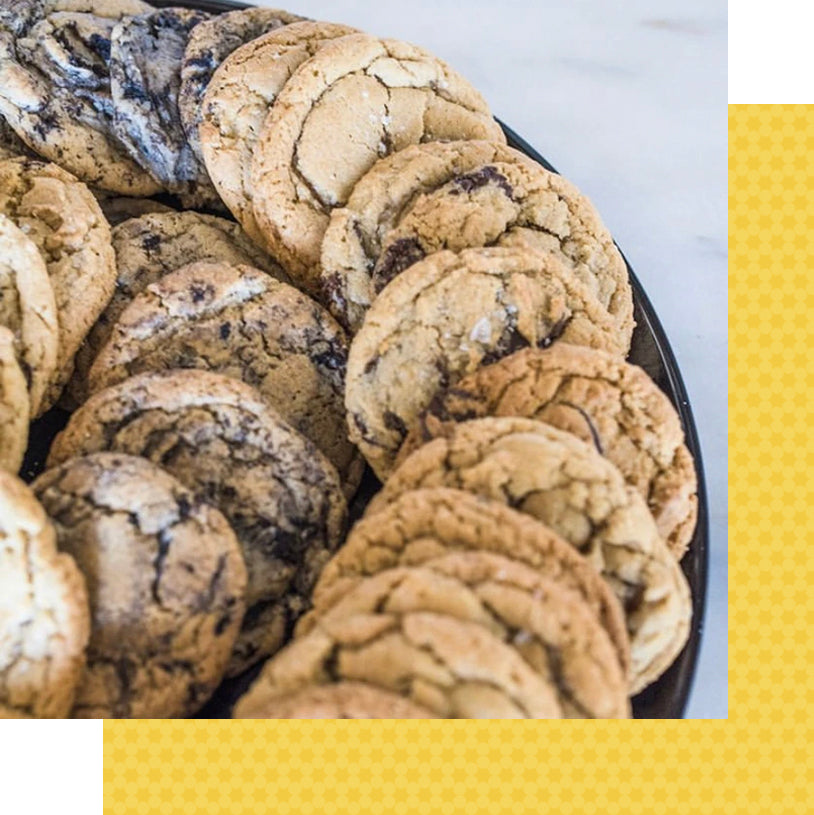 the cookie society catering and group orders bakery dallas frisco texas